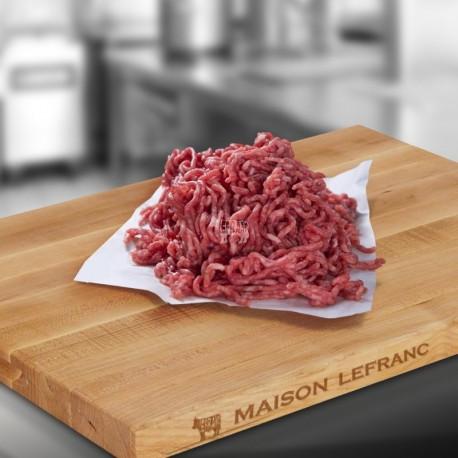 chair porc et bœuf