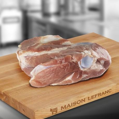 Palette de porc demi-sel