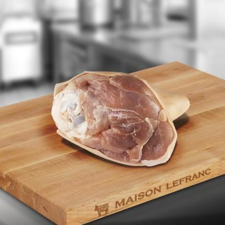 Jambonneau de porc demi-sel