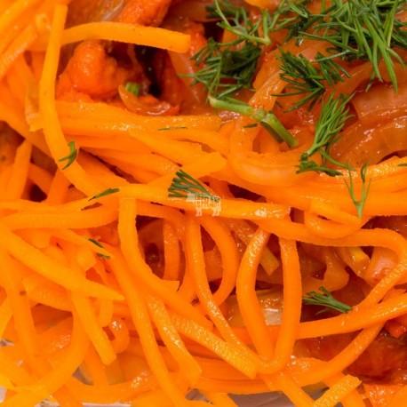 carottes rapées